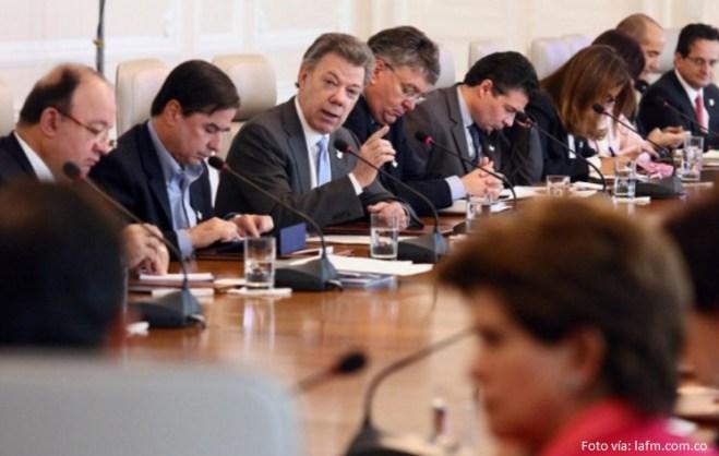 ministros Santos