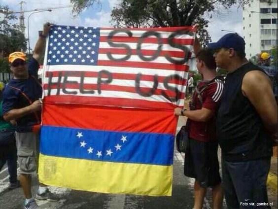 Venezuela estados unidos