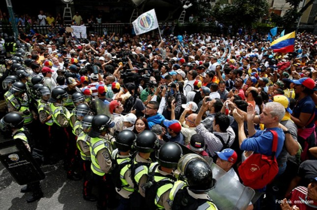 venezuela marcha