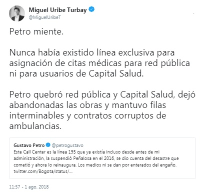 miguel uribe