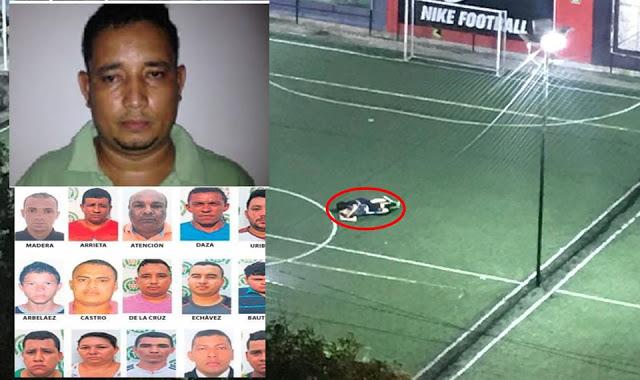 """Graban el asesinato de un cabecilla de """"Los Urabeños"""""""
