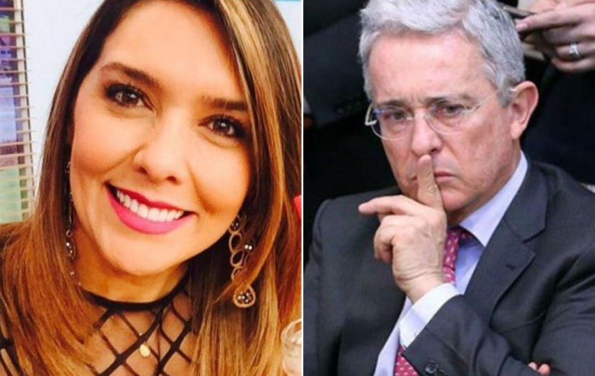 Mónica Rodríguez se disculpa con el Uribismo