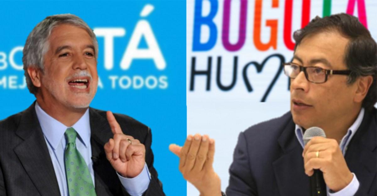 Bogotá: sale del hueco en el que la dejó Petro