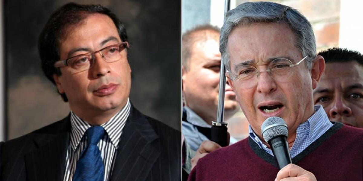 Uribe le gana la pelea a Petro