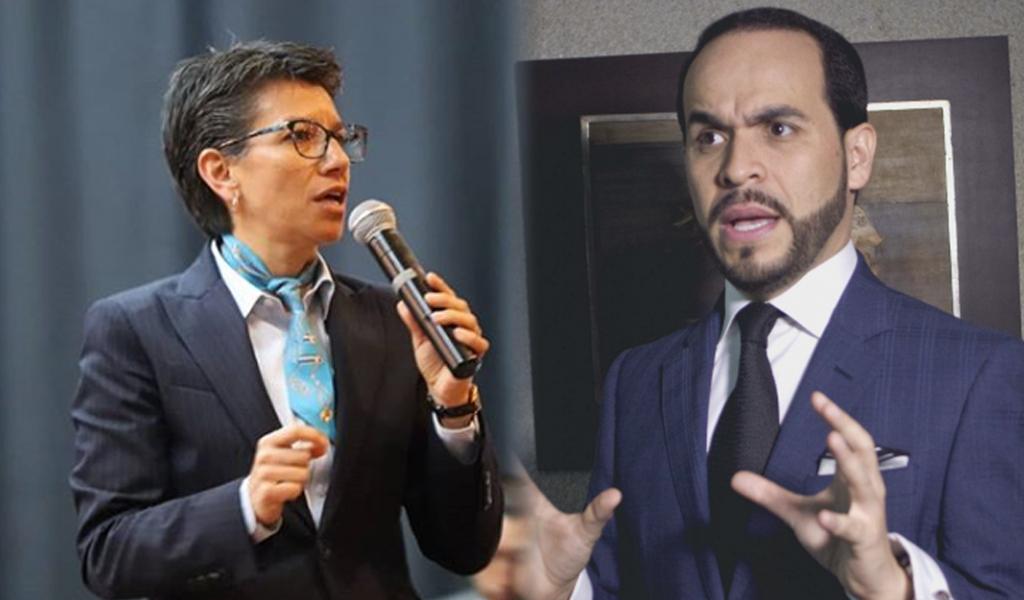 De la Espriella acorrala a la izquierdista corrupta Claudia López