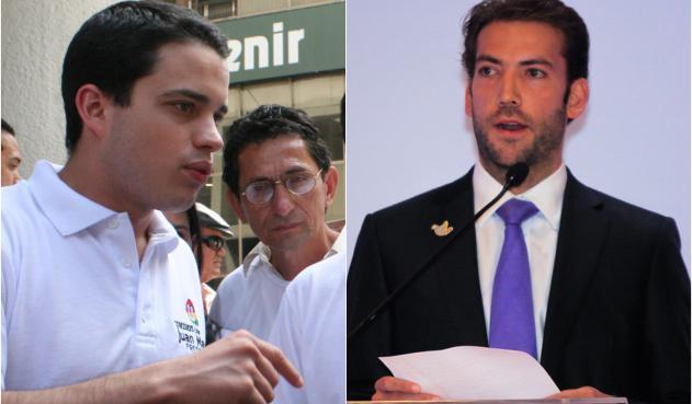 Jerónimo Uribe pone a Martincito Santos en su sitio