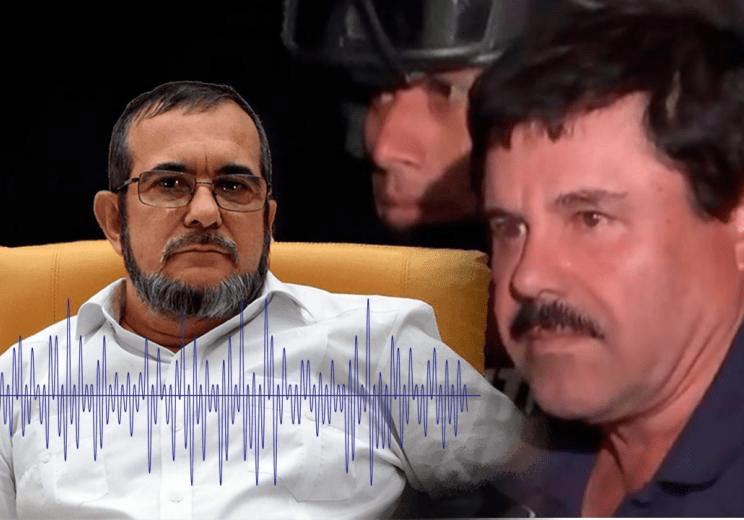 Audios del 'Chapo Guzmán' negociando coca con los congresistas de las Farc