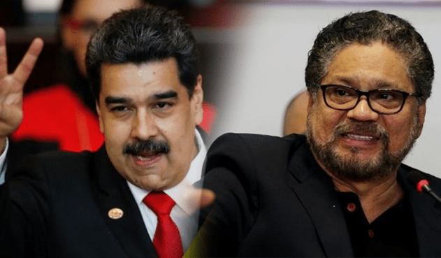 Reaparece narcoguerrillero 'Iván Márquez' confirmando que apoya la dictadura de Maduro