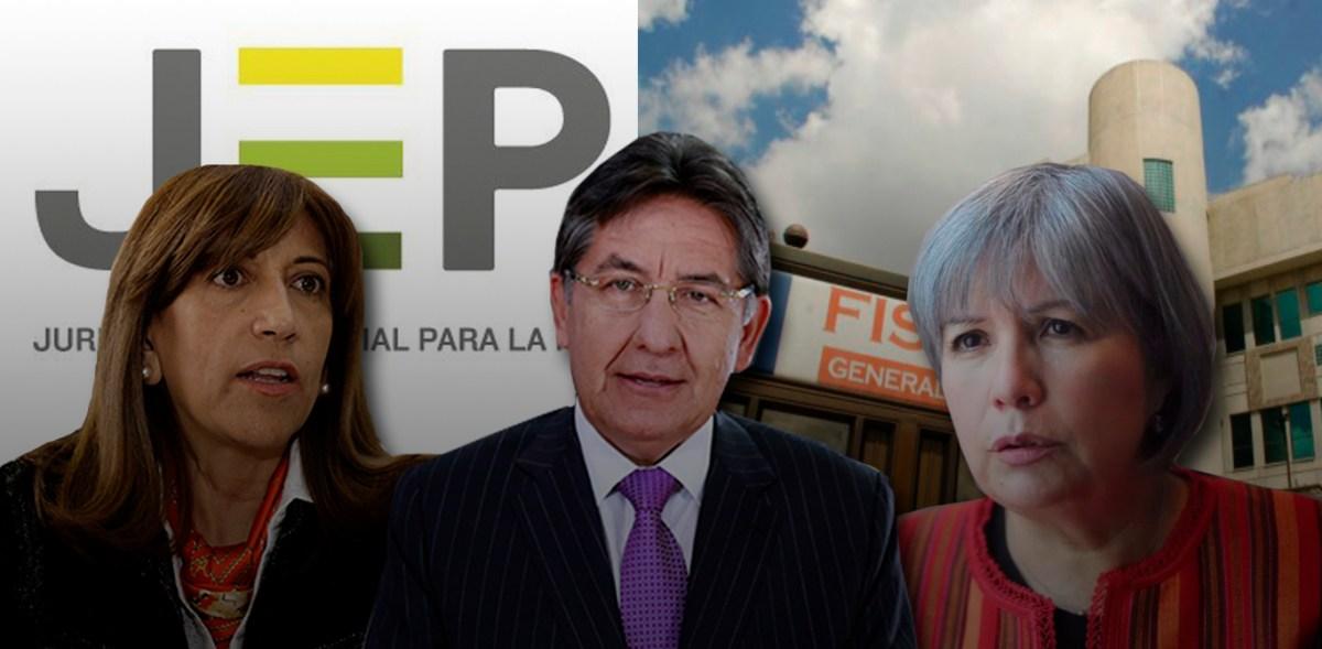 Quitan a la JEP del camino y la Fiscalía asume competencia sobre bienes de las FARC