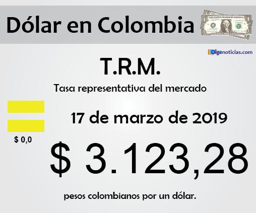 dolar 17mar19