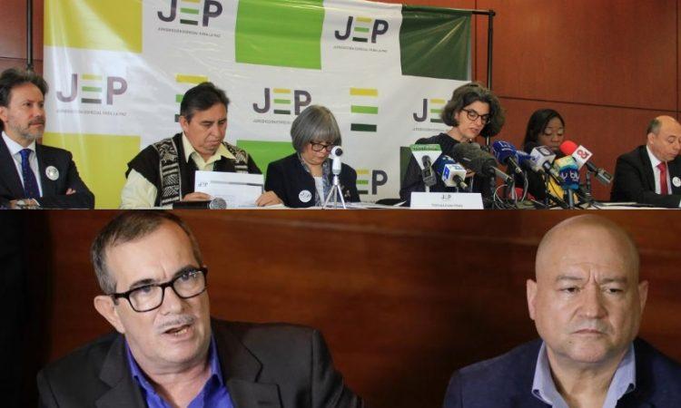 La JEP y las Farc tienen que desaparecer