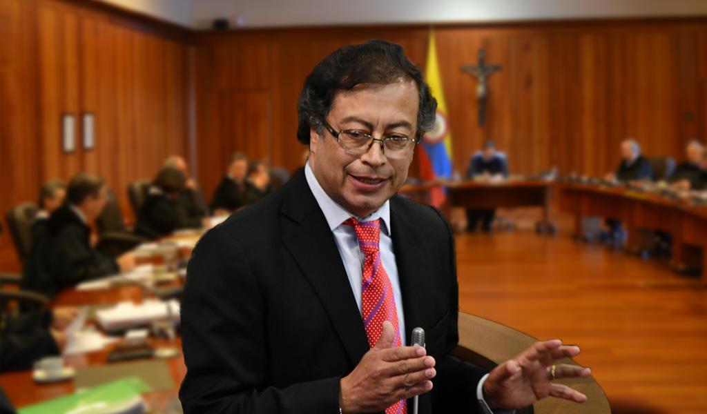 Exguerrillero Petro es citado a la Corte Suprema