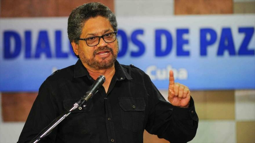 Iván Márquez amenaza a Colombia