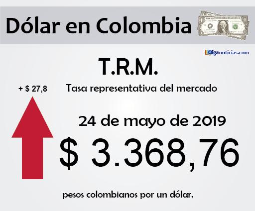 dolar 24may19