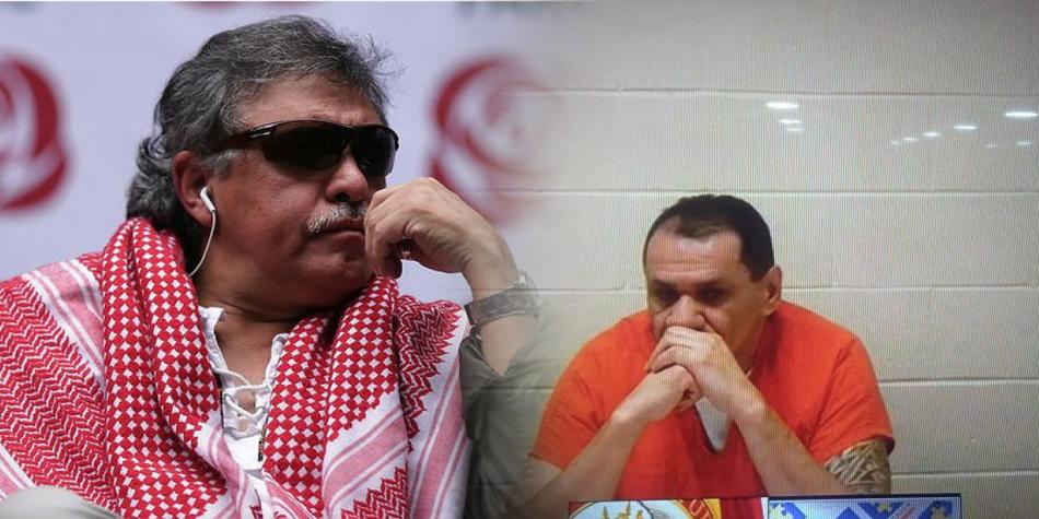 Marlon Marín declara en contra de Santrich
