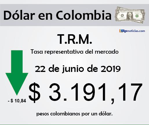 dolar 22jun2019