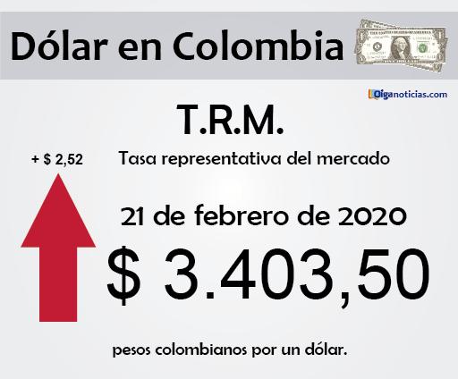 dolar 21feb20