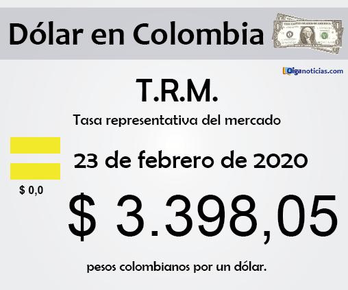 dolar 23feb20