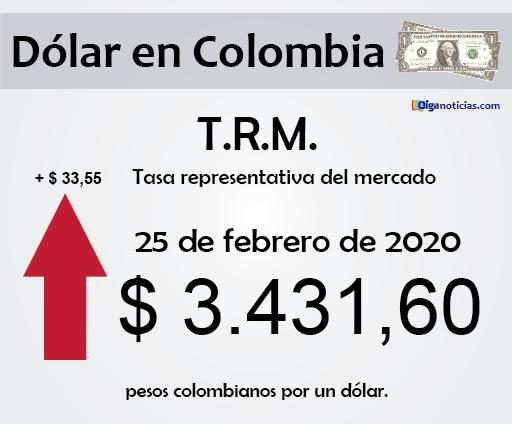 dolar 25feb20