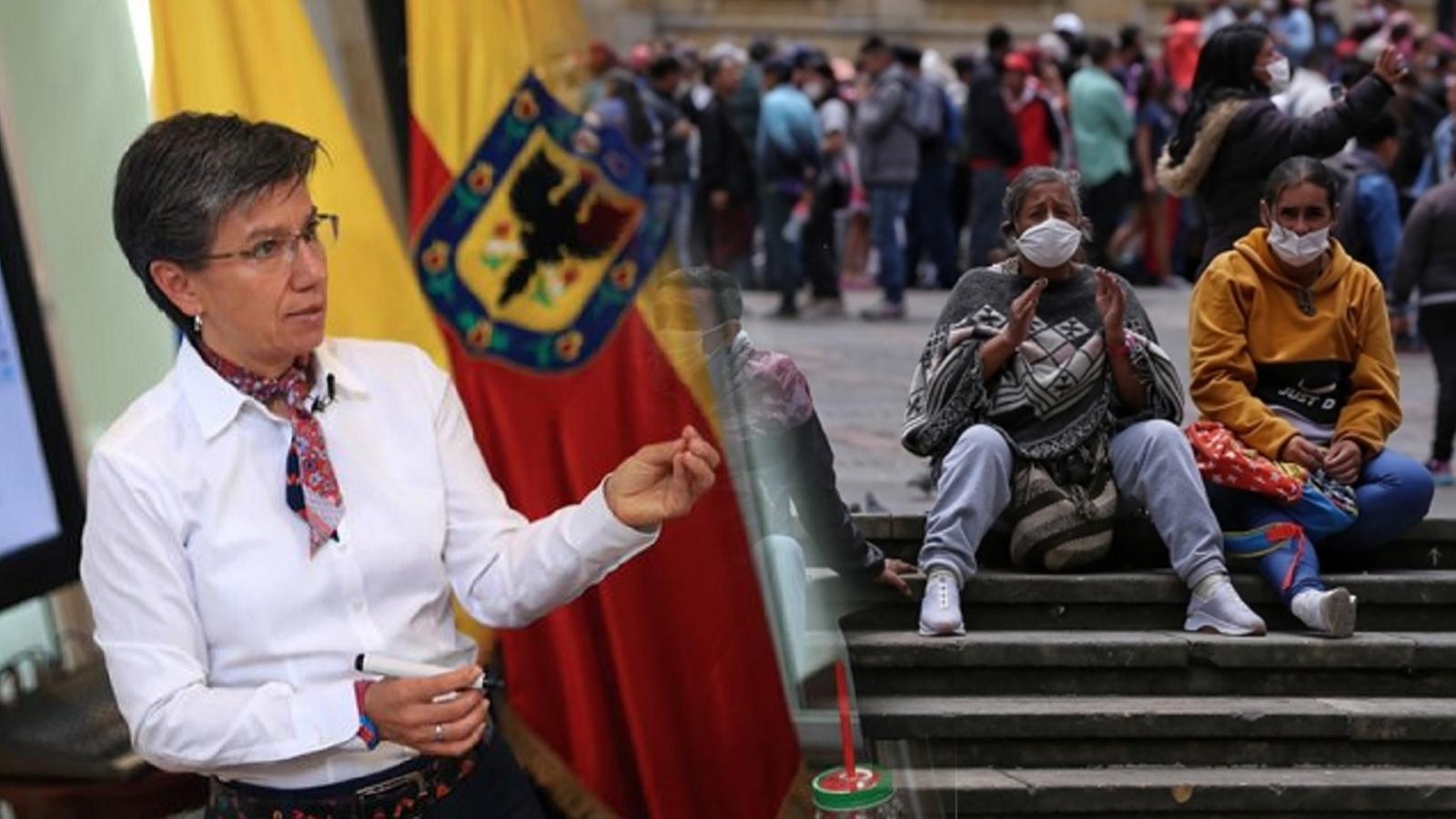 Las actitudes de Claudia López generan xenofobia y situaciones de ...