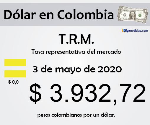 dolar 3may20