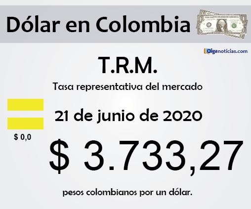 dolar 21jun20