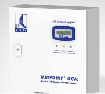 BEKO metpoint ocv compact compressed air measurement