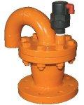 slurry air release valve