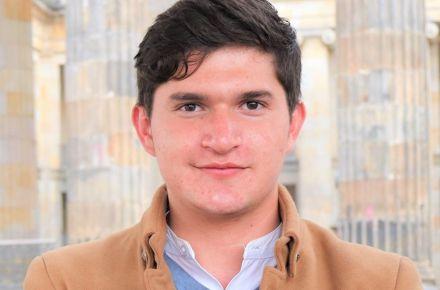 Sebastián Solano. Presidente y Representante Legal de la Alianza Global de Jóvenes Políticos.