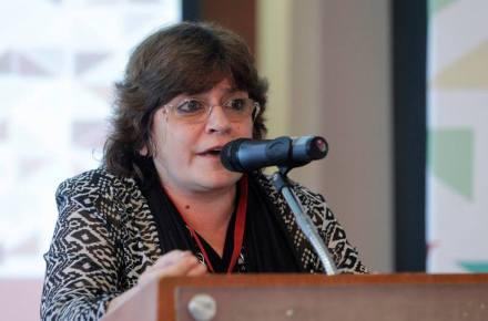 Alejandra Solla. Directora Ejecutiva de la Liga Iberoamericana de Sociedad Civil.