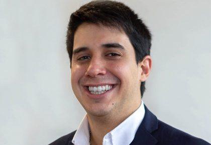 Felipe Paullier Olivera. Director del Instuto Nacional de la Juventud de Uruguay