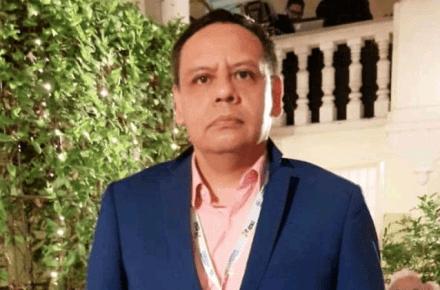 José Montalvo. Director de Asistencia Integral y Monitoreo y encargado de la Secretaría Nacional de la Juventud del Ministerio de Educación de Perú.