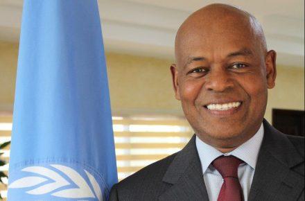 Harold Robinson Davis. Director Regional para América Latina y el Caribe.