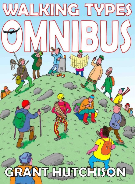 Walking Types Omnibus cover