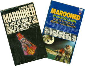 Two editiosn of Marooned