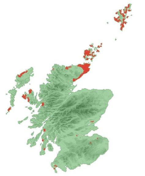 Broch map
