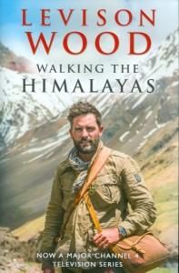 Walking The Himalayas cover