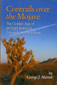 Contrails Over The Mojave cover