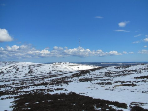 Gallow Hill from Craigowl