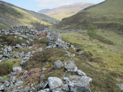 Ruins of Ach Mhairc Mhoir