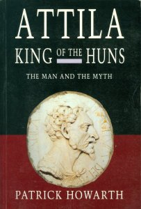Cover of Attila King of the Huns
