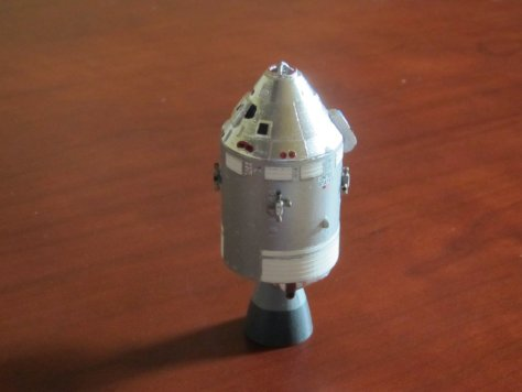 RealSpace Models 1/96 Apollo Block II CSM (8)