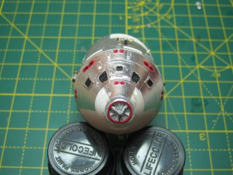 RealSpace Models 1/96 Apollo Block II CSM (3)
