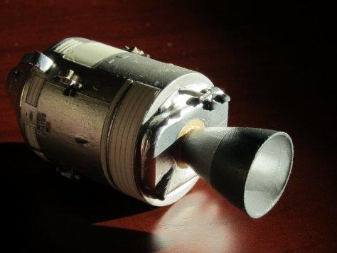 RealSpace Models 1/96 Apollo Block II CSM (9)