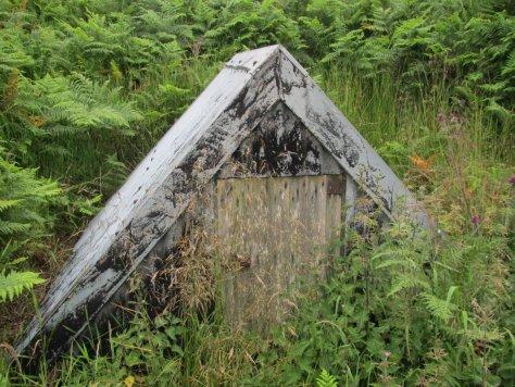 Ironharrow Well, Kincaldrum Hill