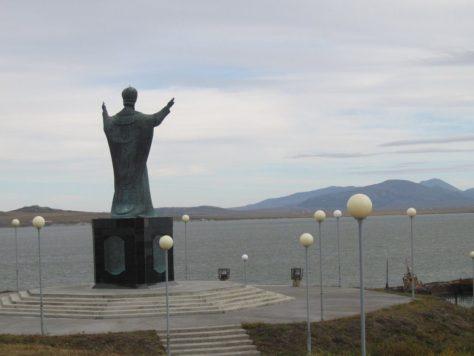 St Nicholas statue, Anadyr
