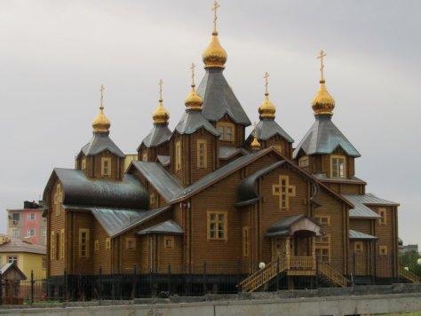 Trinity Cathedral, Anadyr