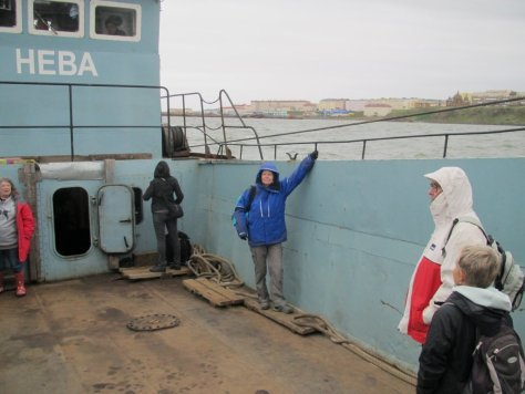 Neva Barge 2