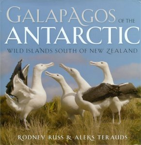 Cover of Galapagos Of The Antarctic