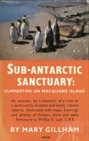 Cover of Sub-Antarctic Sanctuary